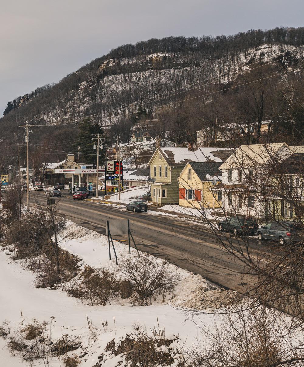 alma small town