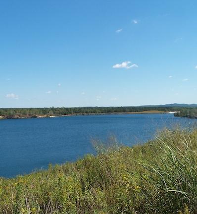 Jackson County Wauzee Lake