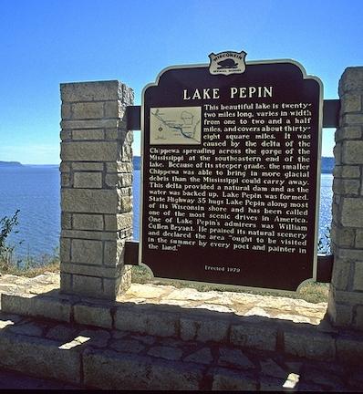 Pepin County Lake Pepin